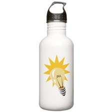 Light Bulb Water Bottle