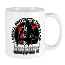Protect Flag Airsoft Mug