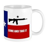 Come and Take It Small Mug