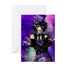 MadHatter - Greeting Card