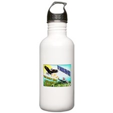 If Worms had Guns Water Bottle