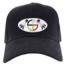 Four Directions Symbol Baseball Hat