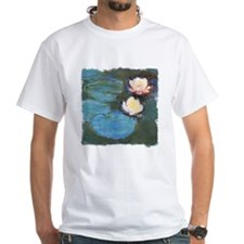 Claude Monet Waterlilies Shirt