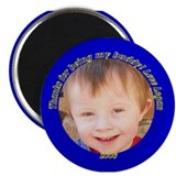 "Logan 2.25"" Magnet (100 pack)"