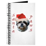 Santa Paws Shih Tzu Journal