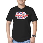 PhillyMINI 10th Anniversary Men's Fitted T-Shirt (