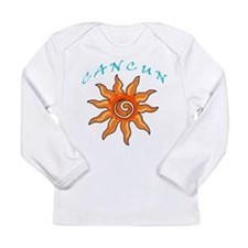 Cancun Long Sleeve Infant T-Shirt