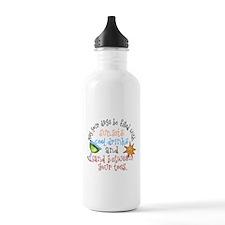 Sand Between Your Toes Water Bottle