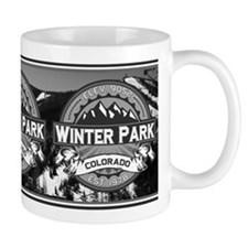 Winter Park Grey Mug
