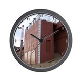 Evansville indiana Wall Clock
