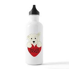 Must Love Dogs Water Bottle