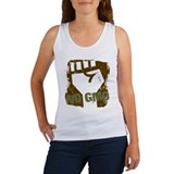 NO GMO Fist Women's Tank Top