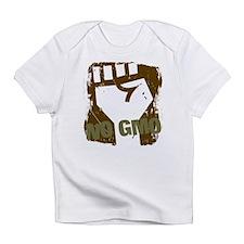 NO GMO Fist Infant T-Shirt