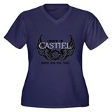 Church Of Castiel (Supernatural) Women's Plus Size
