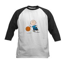 Basketballer Brown Tee