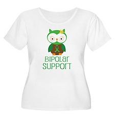 Bipolar Support Owl T-Shirt