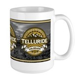 Telluride Tan Coffee Mug