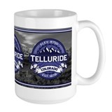 Telluride Midnight Ceramic Mugs