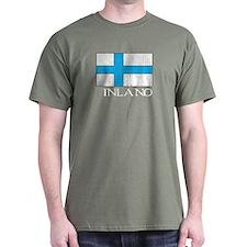 Finland Flag T-Shirt