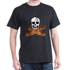 Bacon Skull T-Shirt
