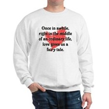 Fairy Tale Love Sweatshirt