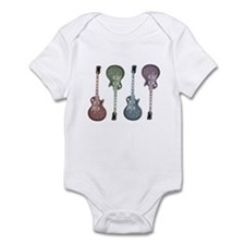 Guitar Graphic Infant Bodysuit