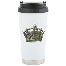 Crown Ceramic Travel Mug