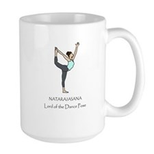 Lord of the Dance Yoga Pose Mug