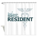 Seattle Grace Resident Shower Curtain