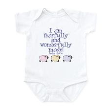 Wonderfully Made Infant Bodysuit