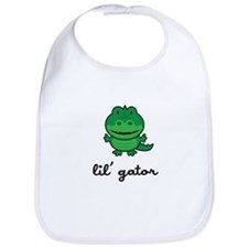 Lil Gator Bib