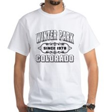 Winter Park Since 1978 White Shirt
