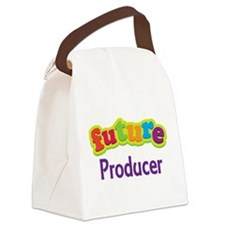 Future Producer Canvas Lunch Bag