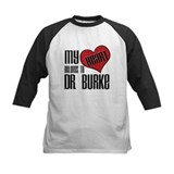 Heart Belongs To Dr. Burke Tee