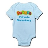 Future Private Secretary Onesie
