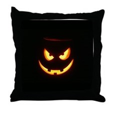 Evil Glowing Jack o'Lantern Face Sofa Costume