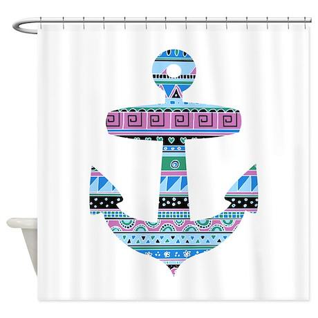 Nautical Shower Curtains   Nautical Fabric Shower Curtains - CafePress