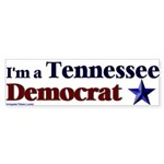 Tennessee Democrat Bumper Sticker