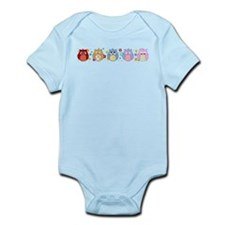 cute owls Infant Bodysuit