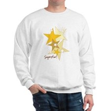 Gold Stars Superstar Sweatshirt
