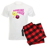 Bowling Chick Pajamas