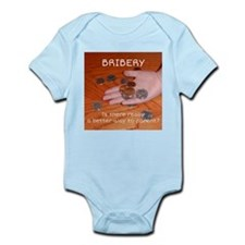 Bribery Infant Bodysuit