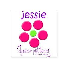 """Cute Creative staff Square Sticker 3"""" x 3"""""""