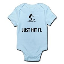 Wakeboarding Infant Bodysuit