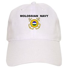 Molossian Navy Baseball Cap