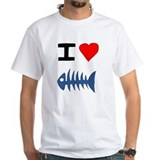 I LOVE FISH!!! T-Shirt