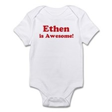 Ethen is Awesome Infant Bodysuit