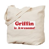 Griffin is Awesome Tote Bag