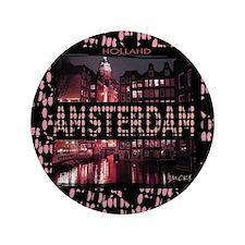 "amsterdam holland art illustration tshirt 3.5"" But"