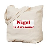 Nigel is Awesome Tote Bag